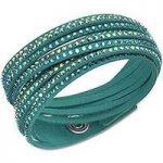 Swarvoski Bracelet Slake Emerald Multi