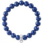 Thomas Sabo Bracelet Lapis Lazuli Silver 16.5cm
