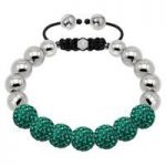 Tresor Paris Bracelet Rive Vert