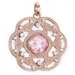 Thomas Sabo Pendant Eternity Of Love Rose Gold