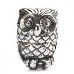Trollbeads Pendant Night Owl Silver