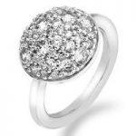 Hot Diamonds Ring Bouquet Silver