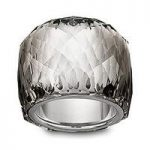 Swarovski Ring Nirvana Black Diamond