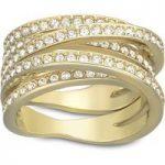 Swarovski Ring Spiral