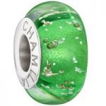 Chamilia Charm Be Merry Green