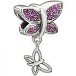 Chamilia Charm Come Fly With Me Silver