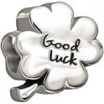Chamilia Charm Good Luck Clover
