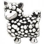 Chamilia Charm Lamb Silver