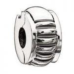 Chamilia Charm Liner Lock Silver