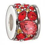 Chamilia Charm Mosaic Red