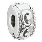 Chamilia Charm Princess Freedom Lock Silver