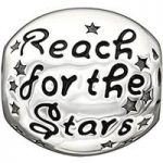 Chamilia Charm Reach For The Stars Silver