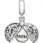 Chamilia Charm Secret Treasure Filigree Silver