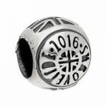 Shrovetide Charm Ball 2016 Sterling Silver