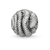 special for shoe classic elegant shoes Thomas Sabo Karma Bead Charm Silver Snake | Luxury Jewellery Shop ...