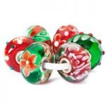 Trollbeads Bead Classic Christmas Kit Glass