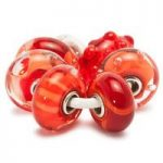 Trollbeads Bead Coral Kit Glass