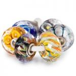 Trollbeads Bead Eastern Facet Kit Glass