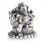 Trollbeads Bead Ganesha Silver