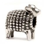 Trollbeads Bead Lamb Silver