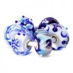 Trollbeads Bead Magic Winter Kit Glass