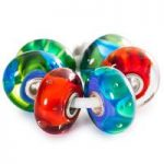 Trollbeads Bead Northern Forest Kit Glass