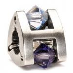 Trollbeads Bead Small Summer Jewel Silver