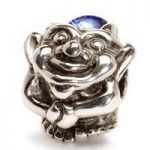 Trollbeads Bead Troll With Big Feet Silver